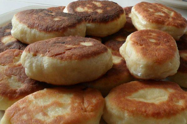 Пирожки с картофелем фото