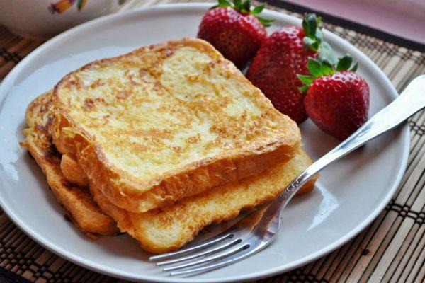 Французские тосты фото