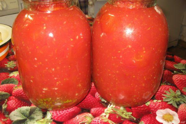 Из помидоров и шпината фото