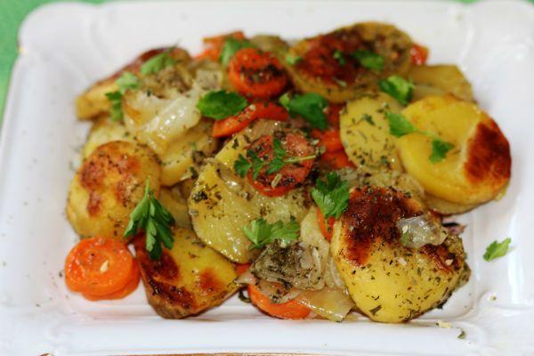 Картофель сытный фото