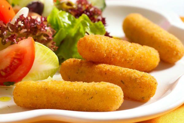 Картофельные палочки фото