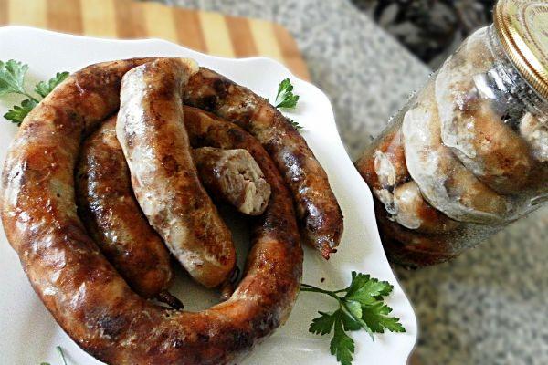 Омлет с куриными желудками и соусом Бешамель фото