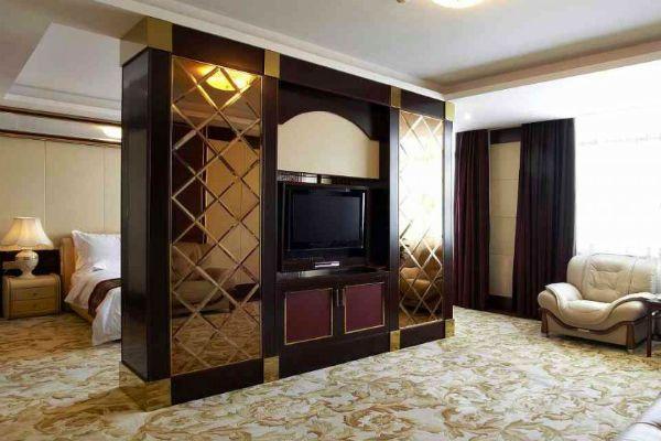 Мебельные перегородки 8 фото