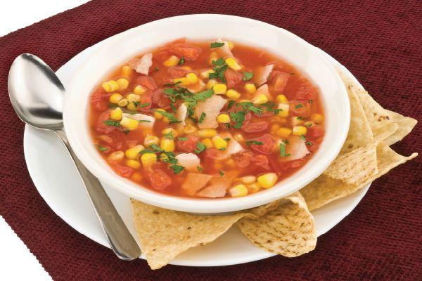 Мексиканский суп фото