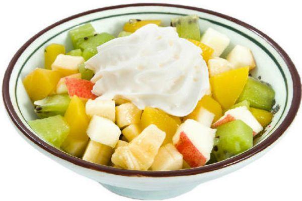 Сладкий салат фото