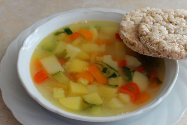 Тыквенный суп фото