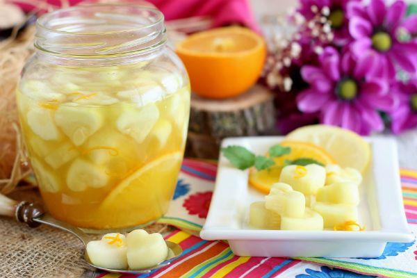 Варенье с апельсином фото