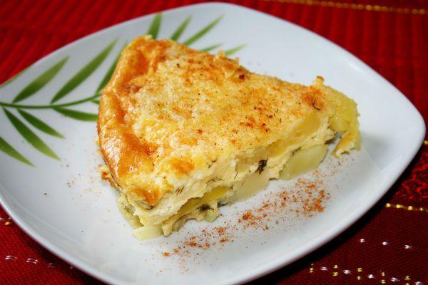 Закуска из картофеля фото