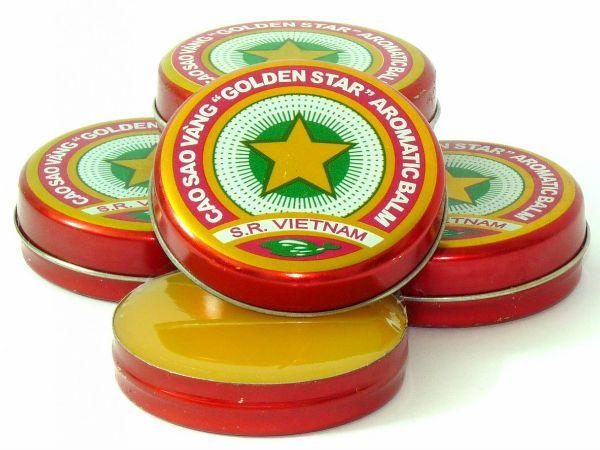Бальзам Golden Star фото