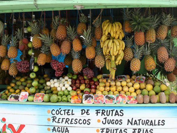 Фрукты из Доминиканы фото