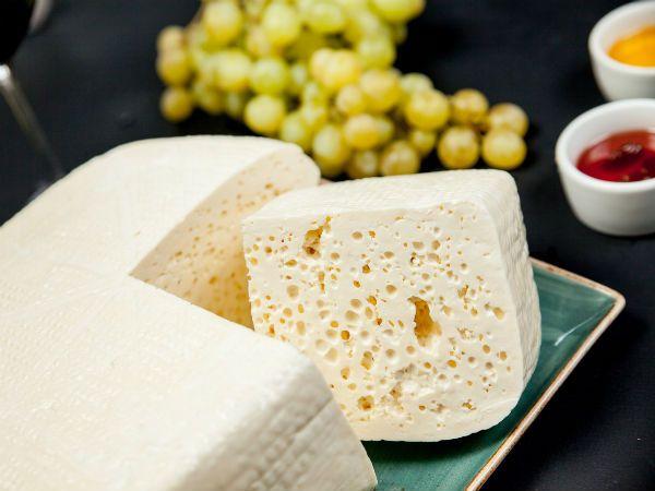 Имеретинский сыр фото