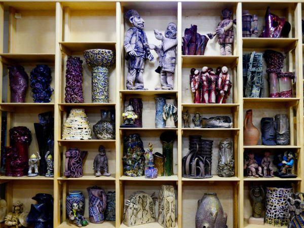 Изделия из керамики фото