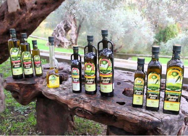Оливковое масло из Черногории фото