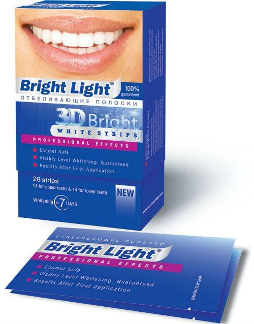 отбеливающие полоски для зубов фото