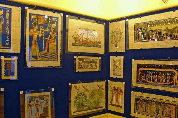 Папирус фото