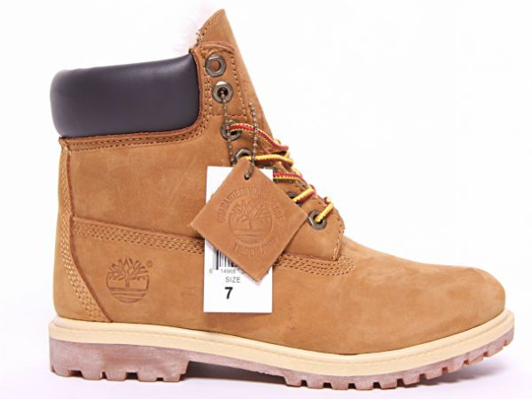 Ботинки Timberland фото