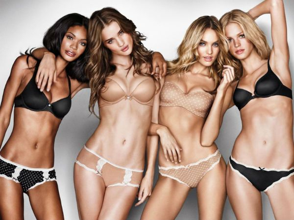 Белье Victoria's Secret фото