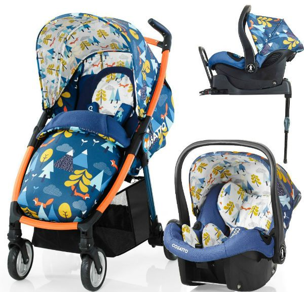 Cosatto Fly Travel System фото