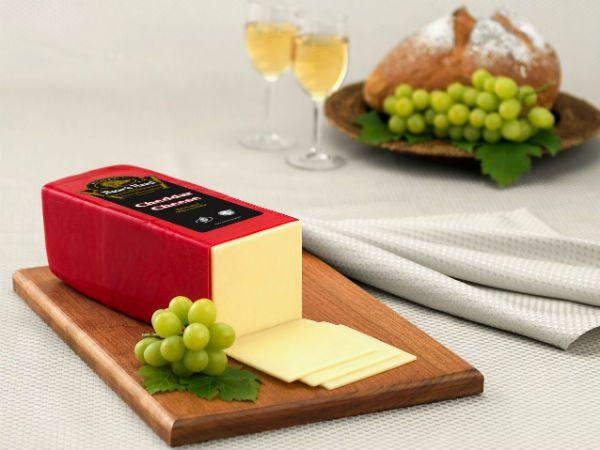 Сыр «Чеддер» фото