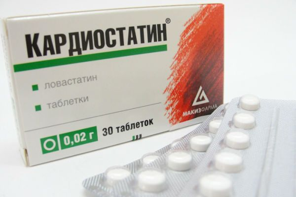 Кардиостатин фото