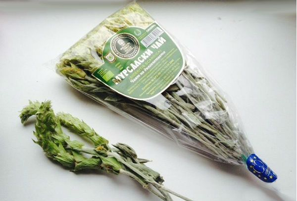 Мурсальский чай фото