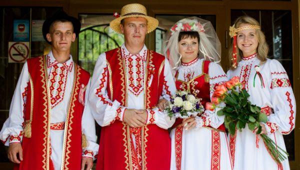 Национальный костюм фото