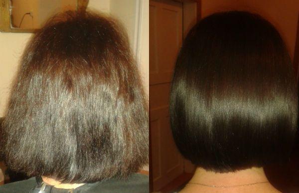 Восстановление для коротких волос фото