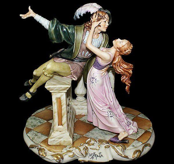 В стиле Ромео и Джульетты фото