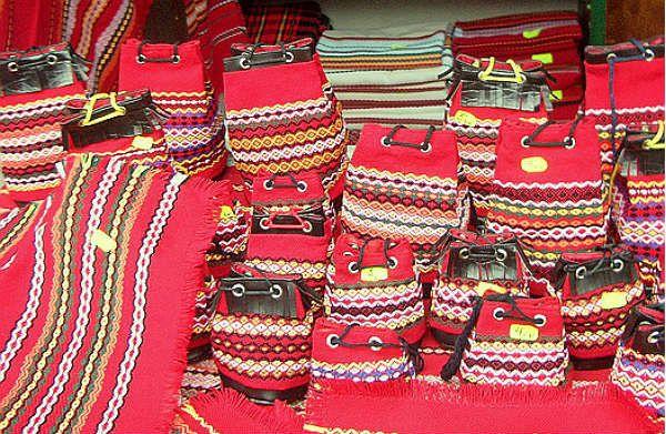 Торбы с орнаментом фото