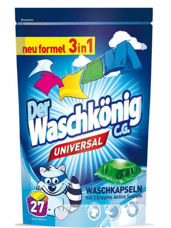 Порошок Waschkonig universal  фото