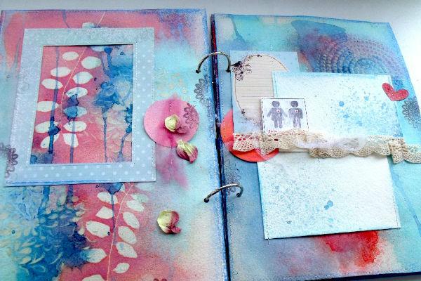 Красивое оформление дневника фото