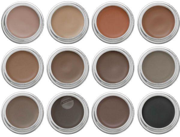 Помада для бровей Inglot AMC brow liner gel фото