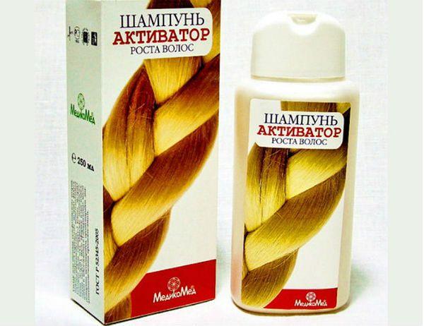 МедикоМед шампунь активатор фото
