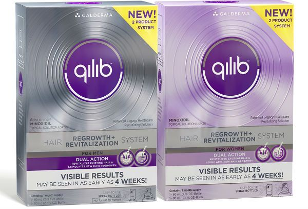 Qilib Revitalizing Hair лосьон активатор фото