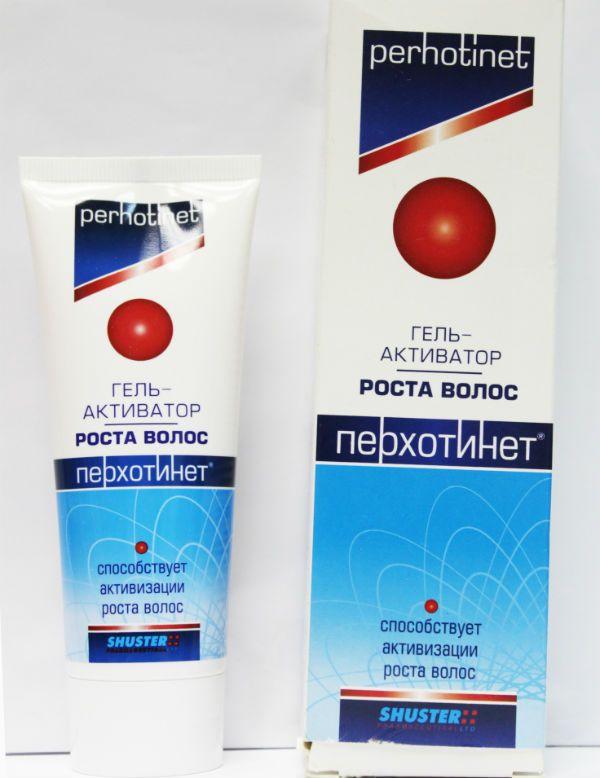 Shuster «Перхотинет» гель активатор фото