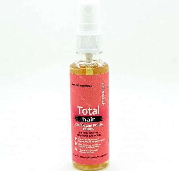 Total hair activator спрей активатор фото