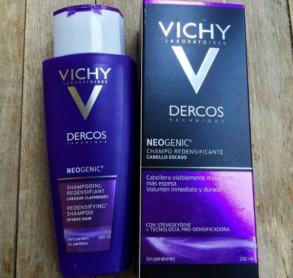 Vichy Dercos Neogenic шампунь фото