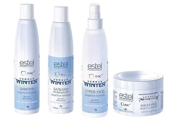 Серия Estel Curex Versus Winter фото