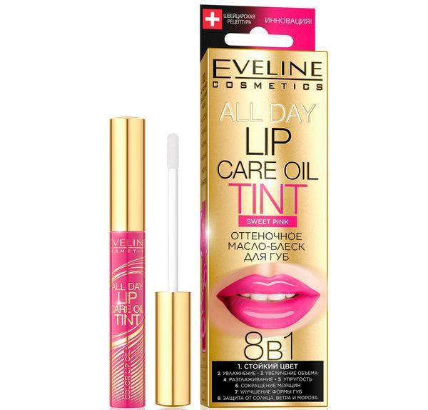 Тинт для губ Eveline lip tint фото