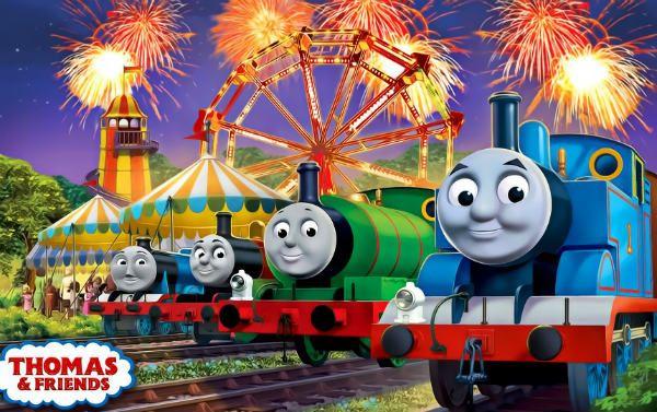Томас и его друзья фото