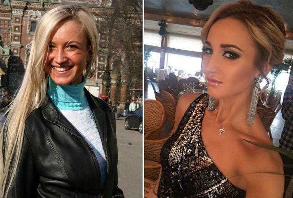 Ольга Бузова фото до и после пластики