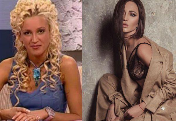 Ольга Бузова пластика фото до и после