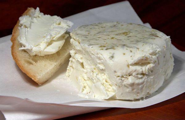 Домашний сливочный сыр фото
