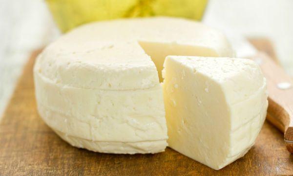 Сыр Сулугуни домашний фото