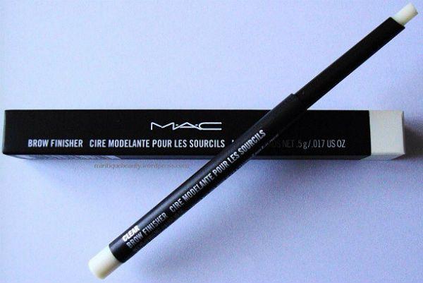 Восковой карандаш для бровей MAC Brow Finisher фото