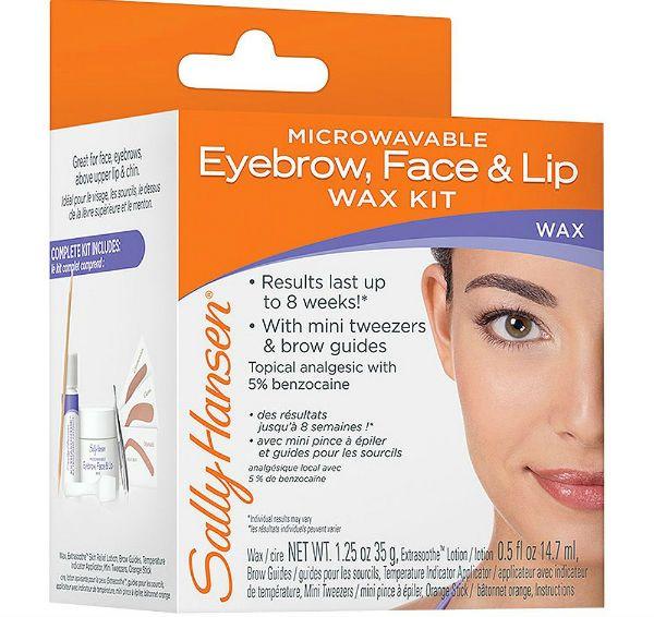 vosk-dlya-brovej-microwavable-eyebrow-face-lip-wax-ot-sally-hansen фото