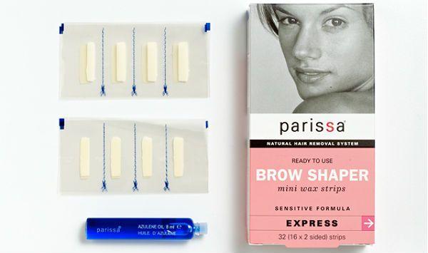 Воск для бровей Parissa Brow Shaper фото
