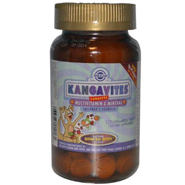 Кангавитес с витамином С для суставов фото