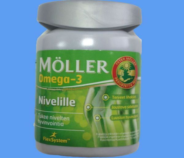 Moller финские витамины для суставов фото