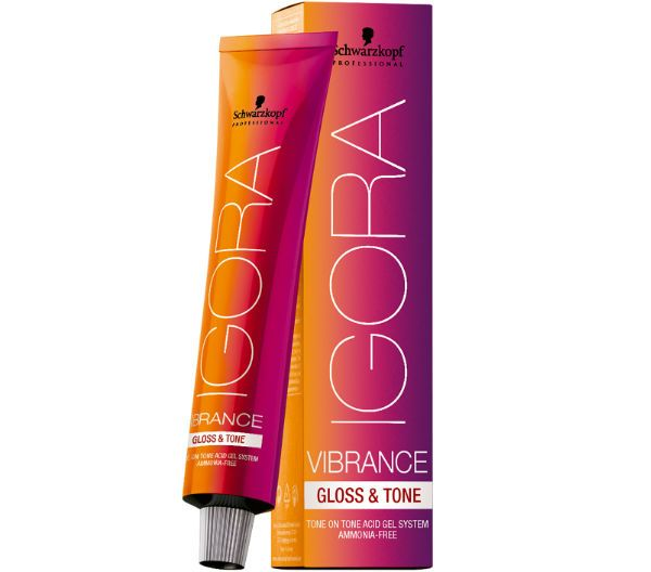 Безаммиачная краска Schwarzkopf Professional Igora Vibrance фото